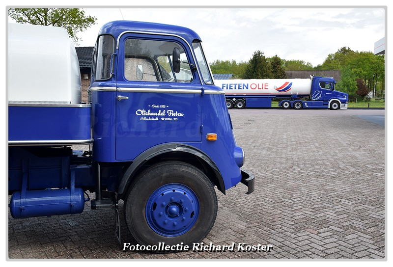 Fieten olie (1) - BorderMaker - Richard