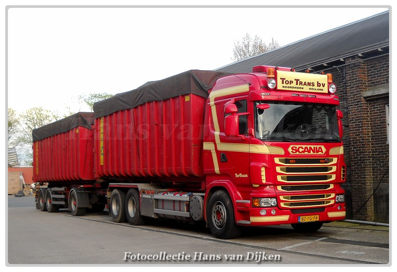 Top Trans bv BZ-RG-04-BorderMaker -