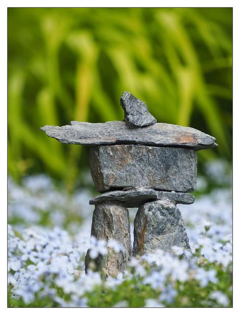 Garden Inuksuk 2021 2 Nature Images