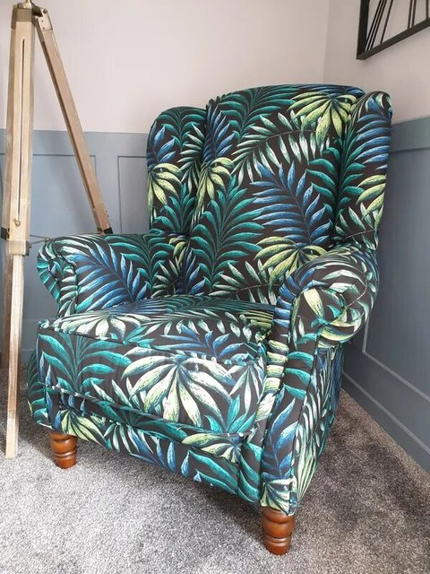 Furniture Reupholstery Picture Box