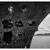 Royston Wrecks 2021 5 - Black & White and Sepia