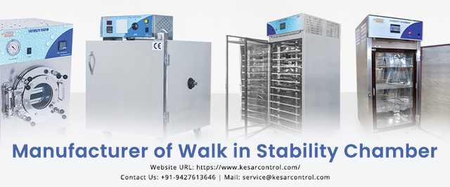 Walk In Stability Chamber by Kesar Control Systems Kesar Control