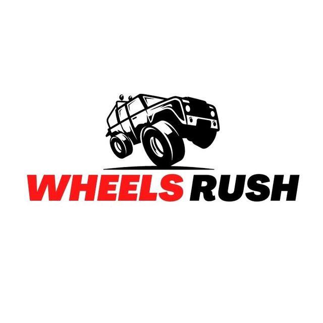 Wheels Rush Social Logo Wheelsrush