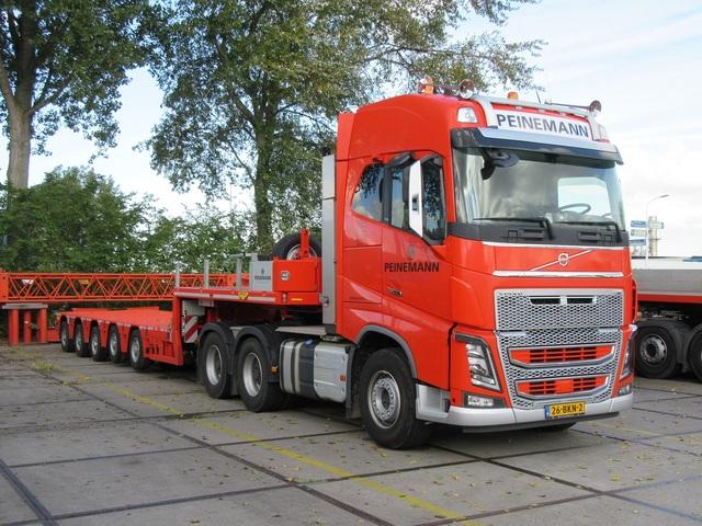 26-BKN-2 Volvo FH Serie 4