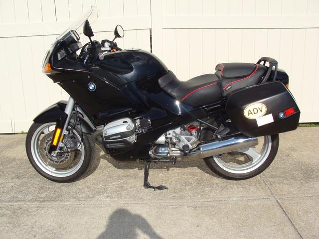 DSC02854 0312065 - '95 BMW R1100RSL, black
