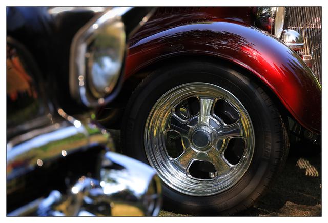 Hot Rods 2021 1 Automobile