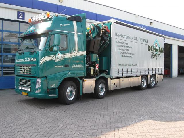 Haan BV-VV-09 2e 27-04-09 truck pice