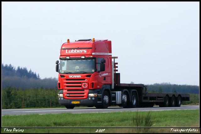 1031 2009-04-07-border Lubbers Logistiek - Schoonebeek