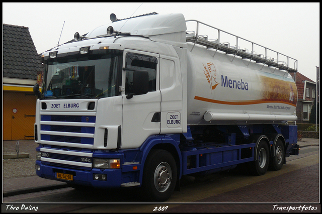Zoet - Elburg  BL-GZ-18 Scania   2009