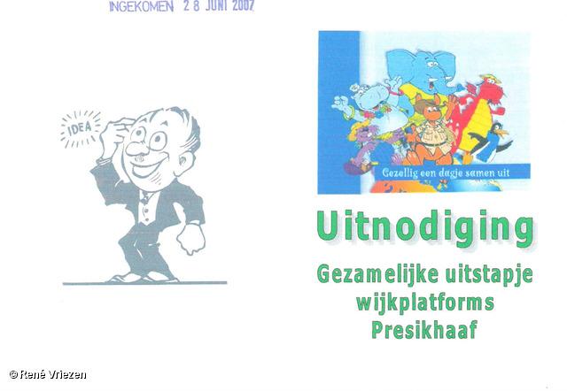 René Vriezen 2007-08-24 #0000-1 Gezamenlijk WijkPlatForm Presikhaaf 24-08-2007