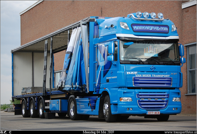DSC 2093-border Moer Transport, van - Melsele (B)