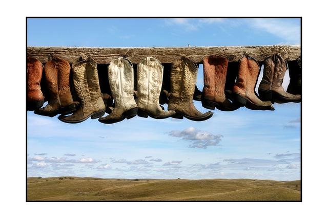 --Sask Boots Saskatchewan