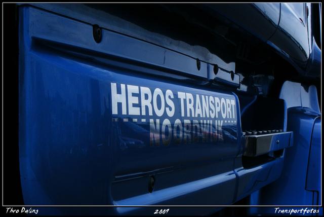 10-05-09 204-border Heros Transport - Noordwijk