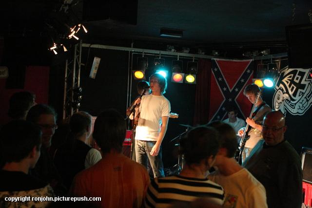 K77 Open Podium 09-05-09 2 Bij Rockbunker K'77