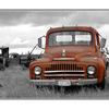 sask color truck - Saskatchewan