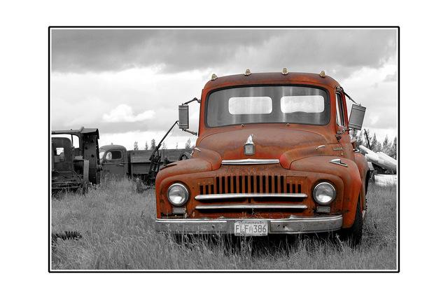 sask color truck Saskatchewan
