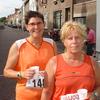 DSC09598 Linda Pieterse & A... - Rondje Voorne 2 sept 07
