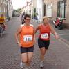 DSC09597 Linda Pieterse & A... - Rondje Voorne 2 sept 07