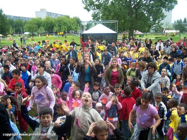 parkmanif vrijmorg (1) Parkmanifestatie vrijdag