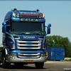 Bouke Sandstra Scania R620 - Vrachtwagens