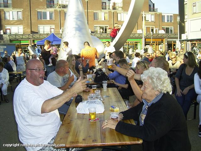 Opening Winkelcentrum 29-05-09 03 Diverse Buitenshuis