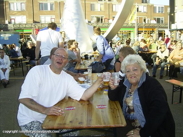 Opening Winkelcentrum 29-05-09 01 Diverse Buitenshuis