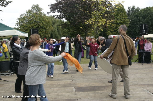 parkmanif zatHvD (67) Parkmanifestatie zaterdag