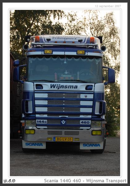 DSC 4860 Wijnsma Transport - Metslawier