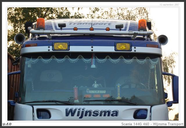 DSC 4861 Wijnsma Transport - Metslawier