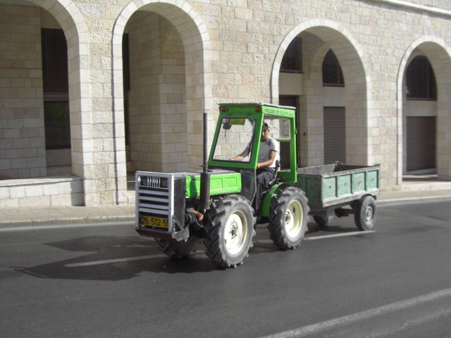 CIMG5461 Vehicles in Holy Land