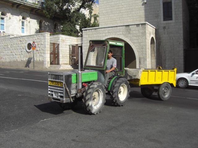 CIMG5460 Vehicles in Holy Land