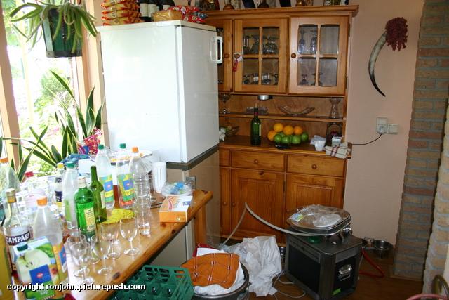 IMG 7852 - 21-07-06 08 Huwelijk 2006 - De dag erna