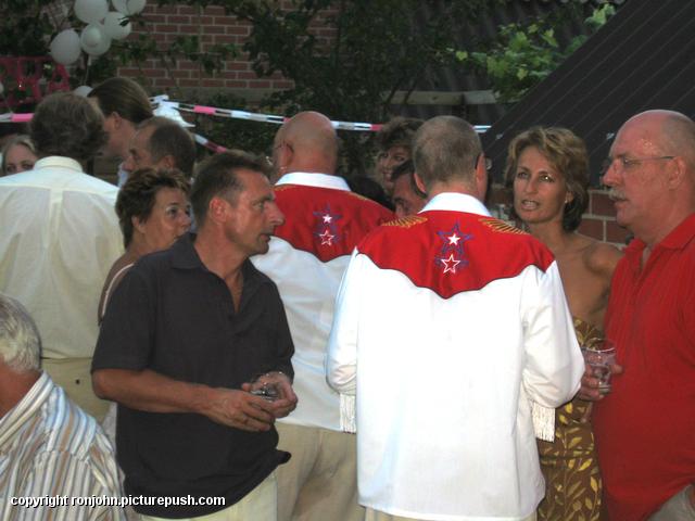 van cees en connie 01 Huwelijk 2006 - Het feest