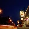 Powel River street - 35mm photos