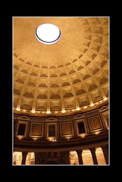 Pantheon Italy photos