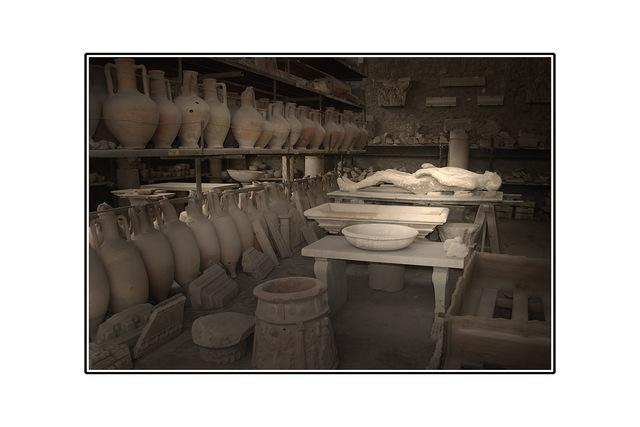 -Pompeii victim Italy photos
