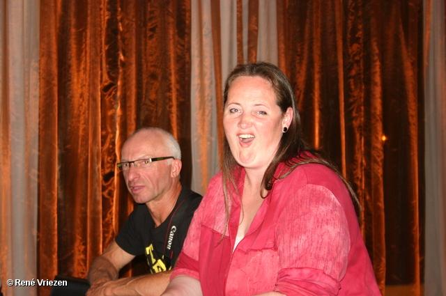 © René Vriezen 2009-06-13 #0120 COC-MG Mieke Koenen opening Expositie, Optreden HerenAkkoord zaterdag 13 juni 2009