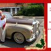 Kerst 2006 - Kaart Ron en John - Huwelijk 2006 - De dag erna