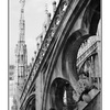 milano catherdral - Black & White and Sepia