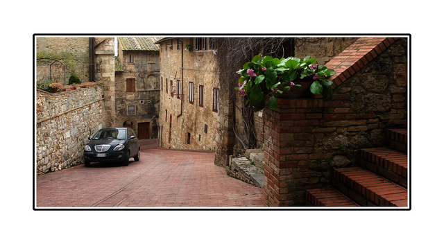 San Gimignano 10fx Italy photos