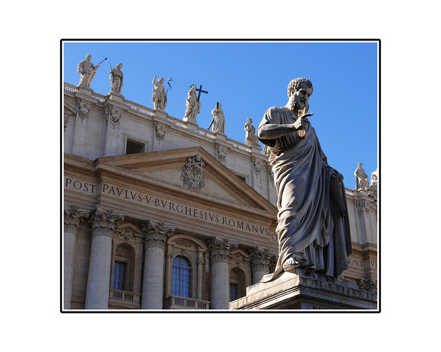 St Peter's Statue Italy photos