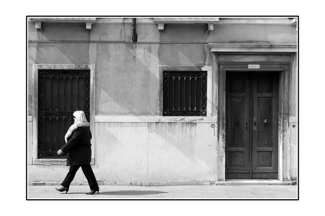 Venezia 19 Black & White and Sepia