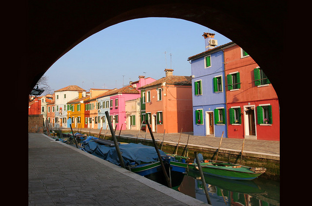 Burano 10 Venice & Burano