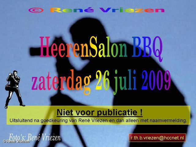© René Vriezen 2009-07-26 #0000 HeerenSalon BBQ zondag 26 juli 2009