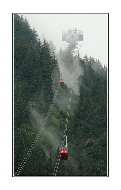 Mount Roberts Tramway Alaska and the Yukon
