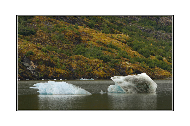 Ice in the Fall Alaska and the Yukon