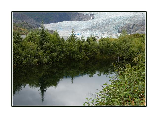 Mendenhall View Alaska and the Yukon