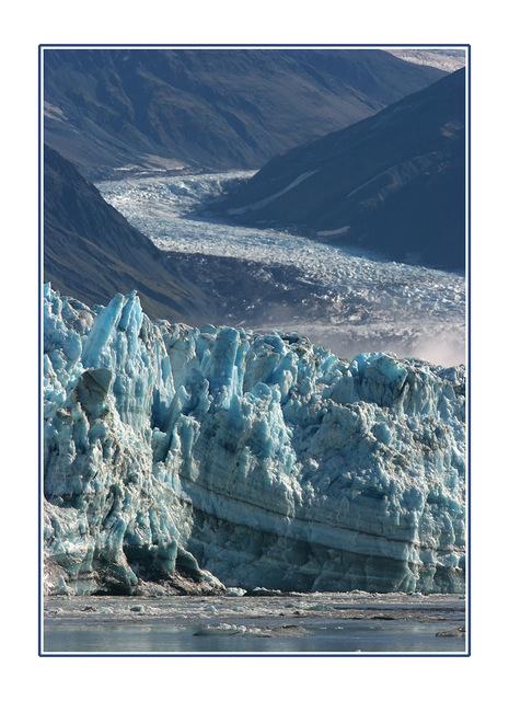 Hubbard curve Alaska and the Yukon
