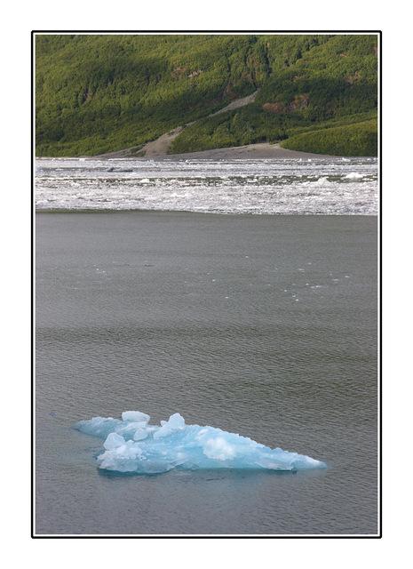 Hubbard Iceberg Alaska and the Yukon