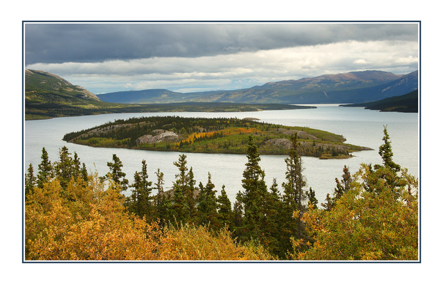 Yukon Bove Island Alaska and the Yukon